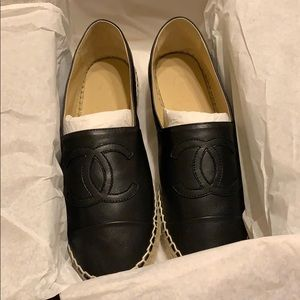 Brand New Chanel Espadrilles 100% Authentic